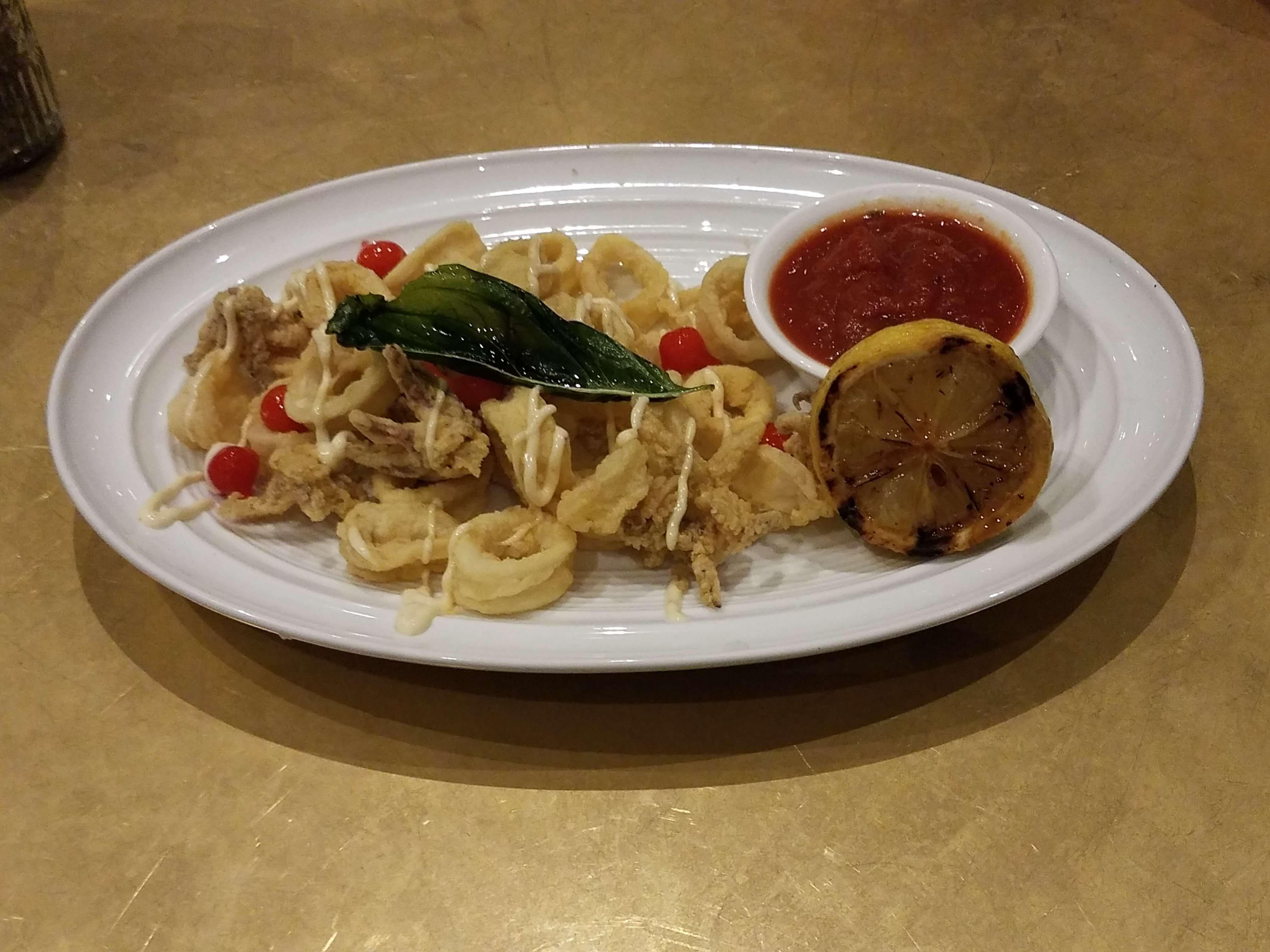 RestauranteVIVO Italian Kitchen da Universal CityWalk em Orlando