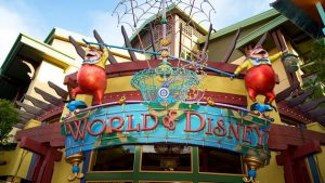 Melhores lojas para compras no Disney Springs em Orlando: loja World of Disney