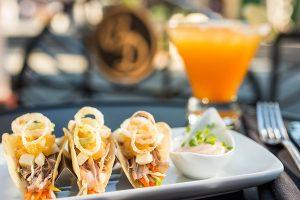 Restaurantes do parque Disney Hollywood Studios em Orlando: restaurante The Hollywood Brown Derby Lounge