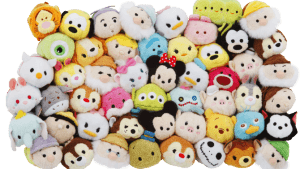 Melhores presentes para comprar na Disney e Orlando: pelúcias Disney