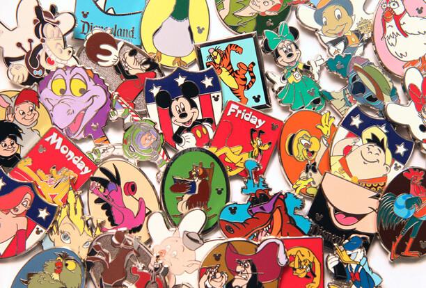 Pins de Ano Novo no Animal Kingdom da Disney Orlando: modelos