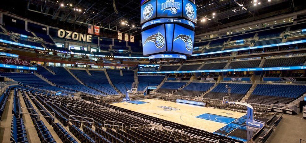 O que fazer em Orlando: Jogos de NBA