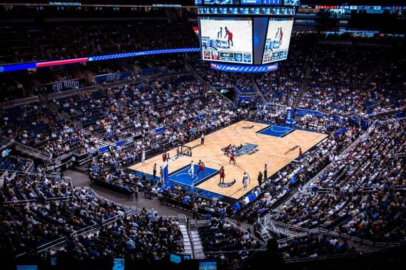 Disney e Orlando no mês de abril: Orlando Magic