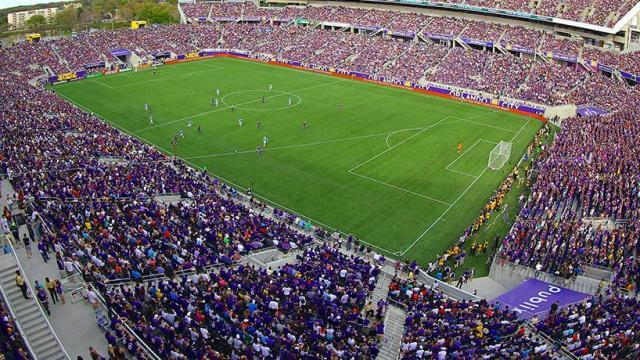 Onde comprar ingressos do Orlando City: estádio de futebol do time Orlando City