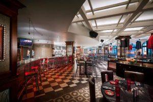 Hotel do Hard Rock na Universal Orlando: restaurante Hard Rock Cafe