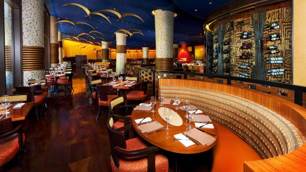 Disney Orlando para adultos: restaurante e bar Jiko