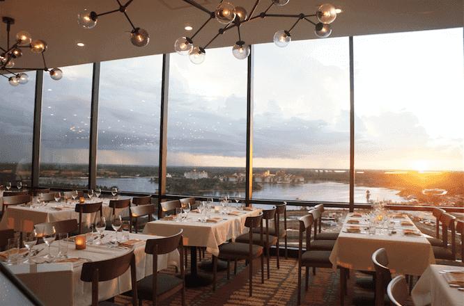 Melhores restaurantes dos hotéis da Disney em Orlando