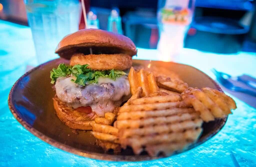 Restaurante T-Rex em Orlando 1