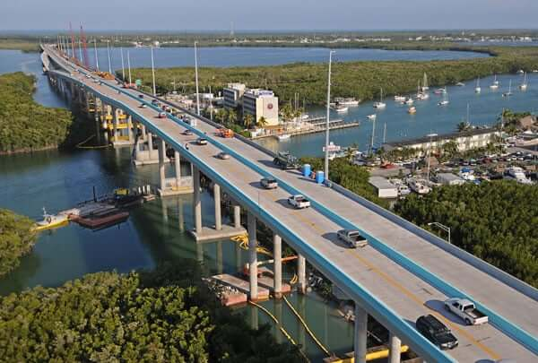 Como ir de Miami à Key West ou de Key West à Miami 1