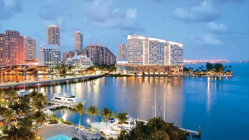 Economizar na hospedagem em Miami