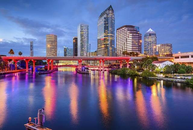 Como ir de Tampa a Key West ou de Key West a Tampa: Tampa