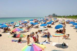 Praias em Miami: Haulover Beach