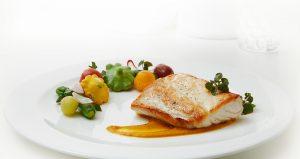 Restaurantes em Tampa: prato do restaurante Roy's