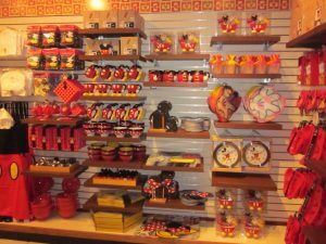 Loja Mickey's Pantry