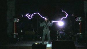 Museu Orlando Science Center: exposição com energia