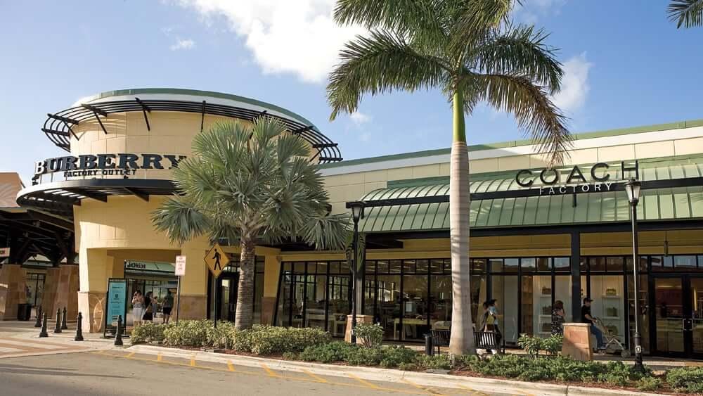 Economizar nas compras em Miami: Sawgrass Mills Miami Outlet