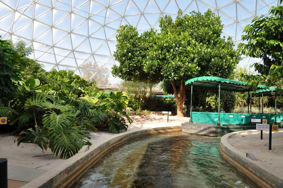 Parque Epcot da Disney Orlando: Living with the Land