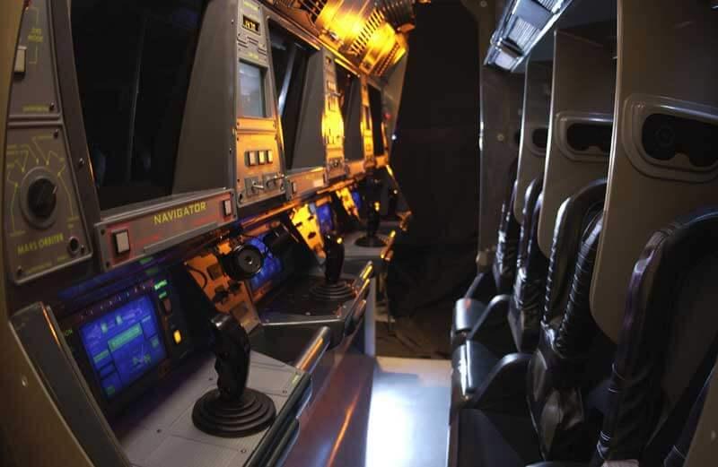 7 atrações e brinquedos do Parque Disney Epcot Orlando: Mission: SPACE