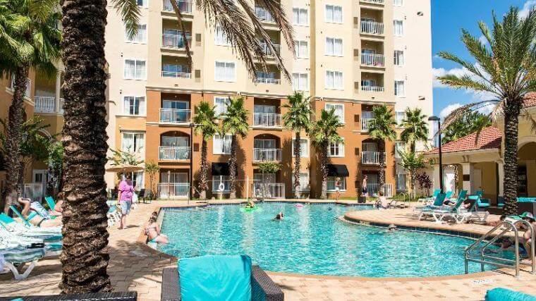 Hotéis bons para família em Orlando: hotel The Point Orlando Resort