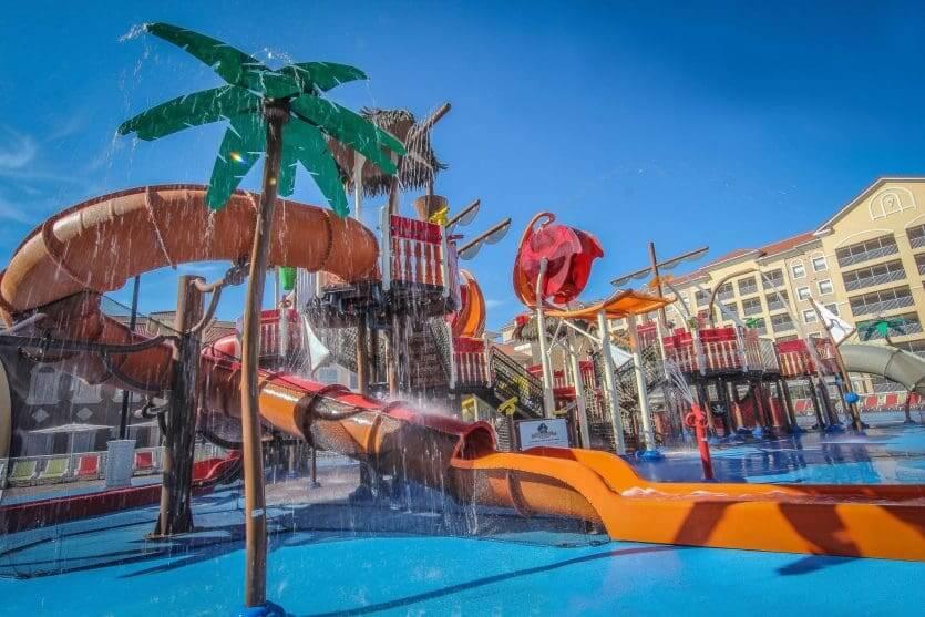 Hotéis bons para família em Orlando:hotel Westgate Vacation Villas