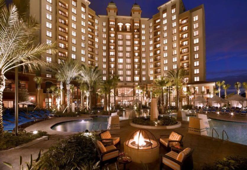 Hotéis perto da Disney em Orlando: hotel Wyndham Bonnet Creek Resort
