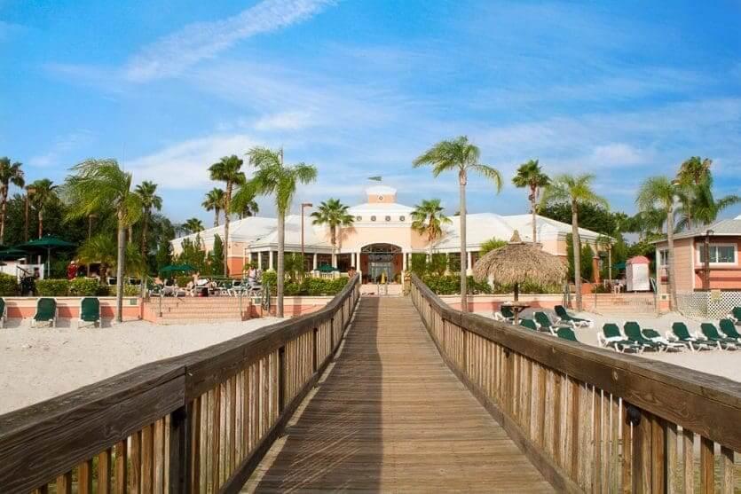Hotéis perto da Disney em Orlando: hotel Summer Bay Resort