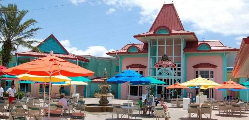 Hotéis mais baratos da Disney em Orlando: hotel Disney's Caribbean Beach Resort