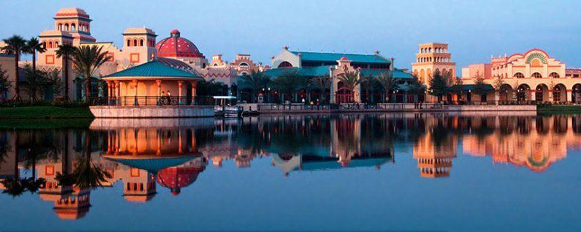 Hotéis mais baratos da Disney em Orlando: hotel Disney's Coronado Springs Resort