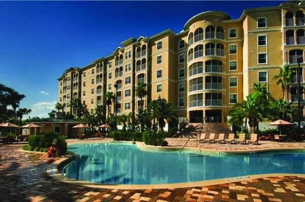 Hotéis com transfer gratuito para os parques em Orlando: hotel Mystic Dunes Resort & Golf Club by Diamond Resorts