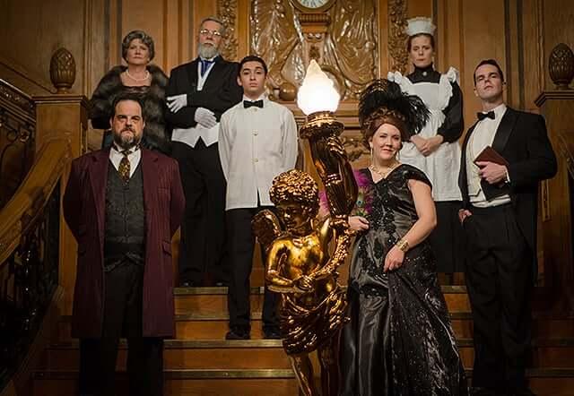 Museu Titanic: The Artifact Exhibition em Orlando: elenco