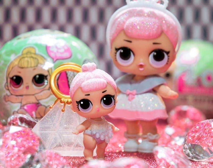Onde comprar as bonecas LOL Surprise em Orlando: LIL Sister