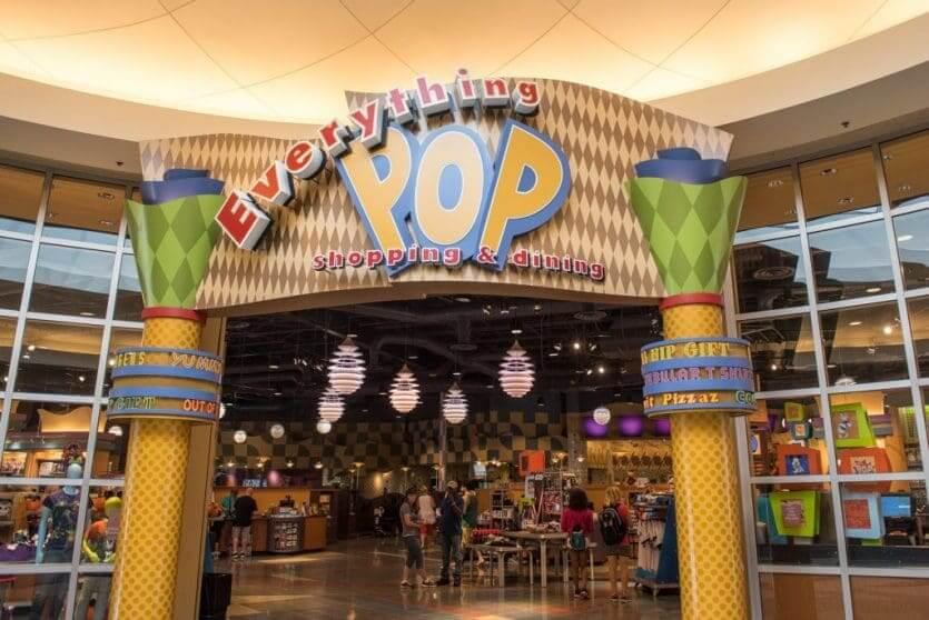 Disney's Pop Century Resort: Everything POP Shopping & Dining