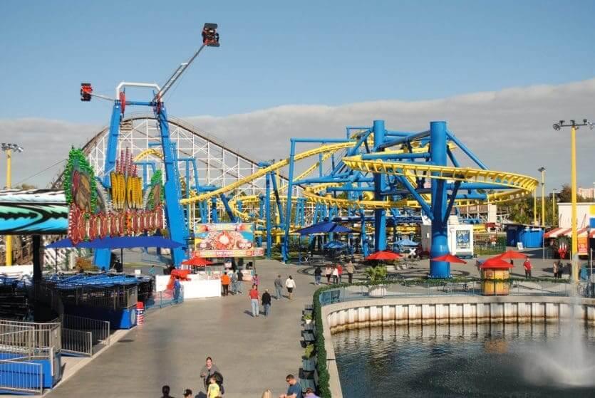 Pontos turísticos em Kissimmee: Fun Spot America