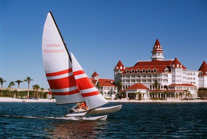 Descontos em hotéis na Disney Orlando em 2020: hotel Disney's Grand Floridian