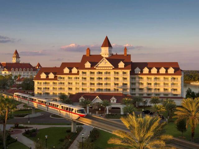 The Villas at Disney's Grand Floridian Resort Spa em Orlando