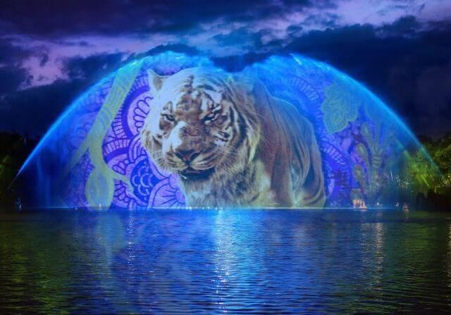 Shows, paradas e apresentações no parque Disney Animal Kingdom Orlando