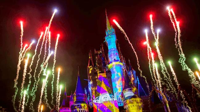 Shows, paradas e apresentações no parque Disney Magic Kingdom Orlando: Once Upon A Time