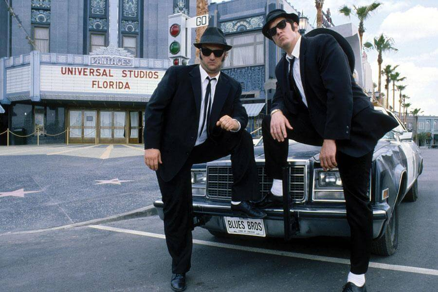 Parque Universal Studios Orlando: The Blues Brothers Show