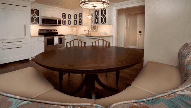 The Villas at Disney's Grand Floridian Resort & Spa: cozinha