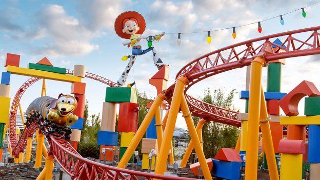 Parque Hollywood Studios da Disney Orlando: Toy Story Land