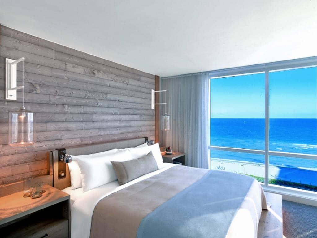 Hotéis de luxo em Miami: 1 Hotel South Beach - quarto