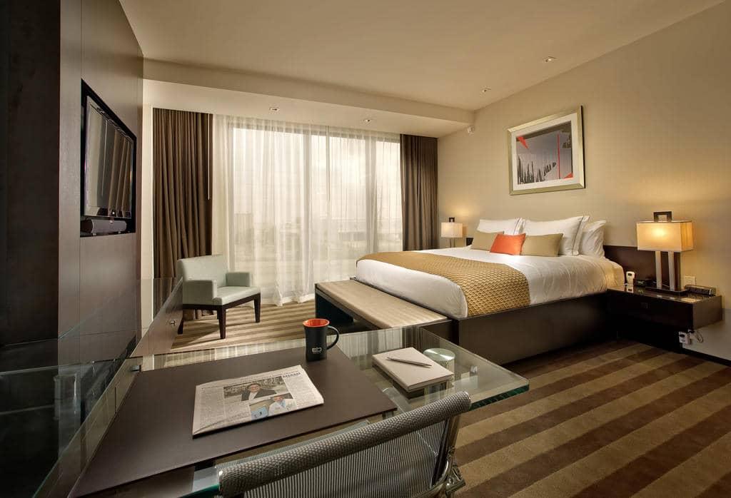 Hotéis de luxo em Miami: EB Hotel Miami - quarto