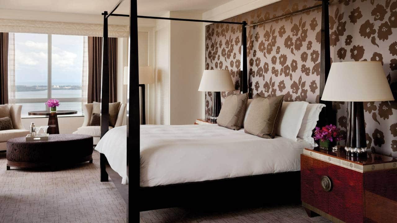 Hotéis de luxo em Miami: Hotel Four Seasons - quarto