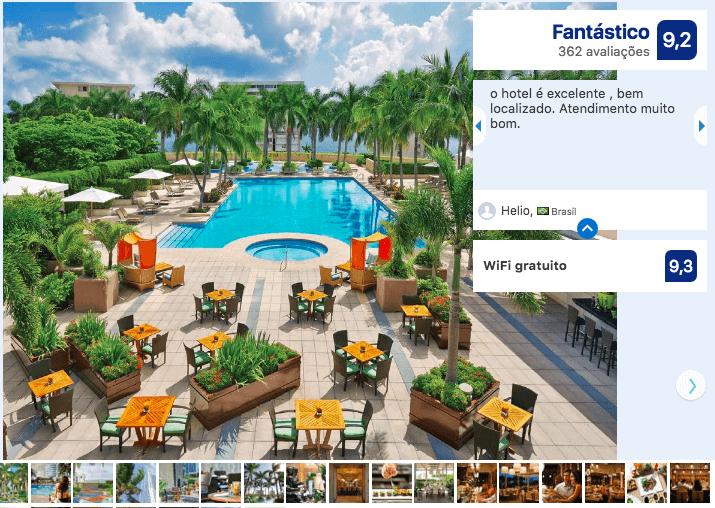 Hotéis de luxo em Miami: Hotel Four Seasons