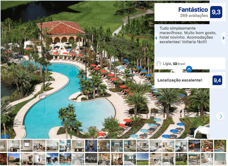 Hotéis de luxo em Orlando: Hotel Four Seasons Resort Orlando at Walt Disney World Resort