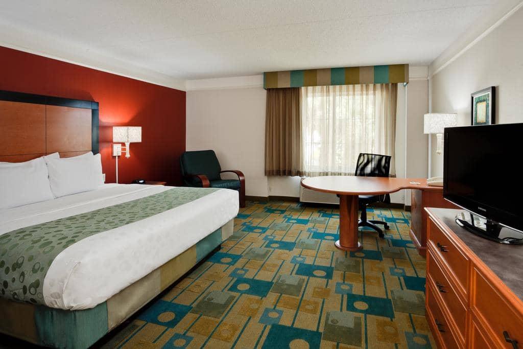 Dicas de hotéis em Tampa: Hotel La Quinta Inn & Suites Tampa USF - quarto