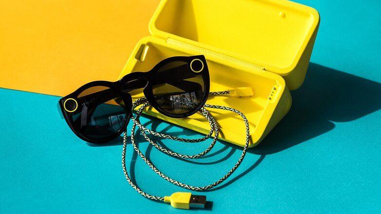 Snapbot no Complexo Universal Orlando Resort: Snapchat Spectacles