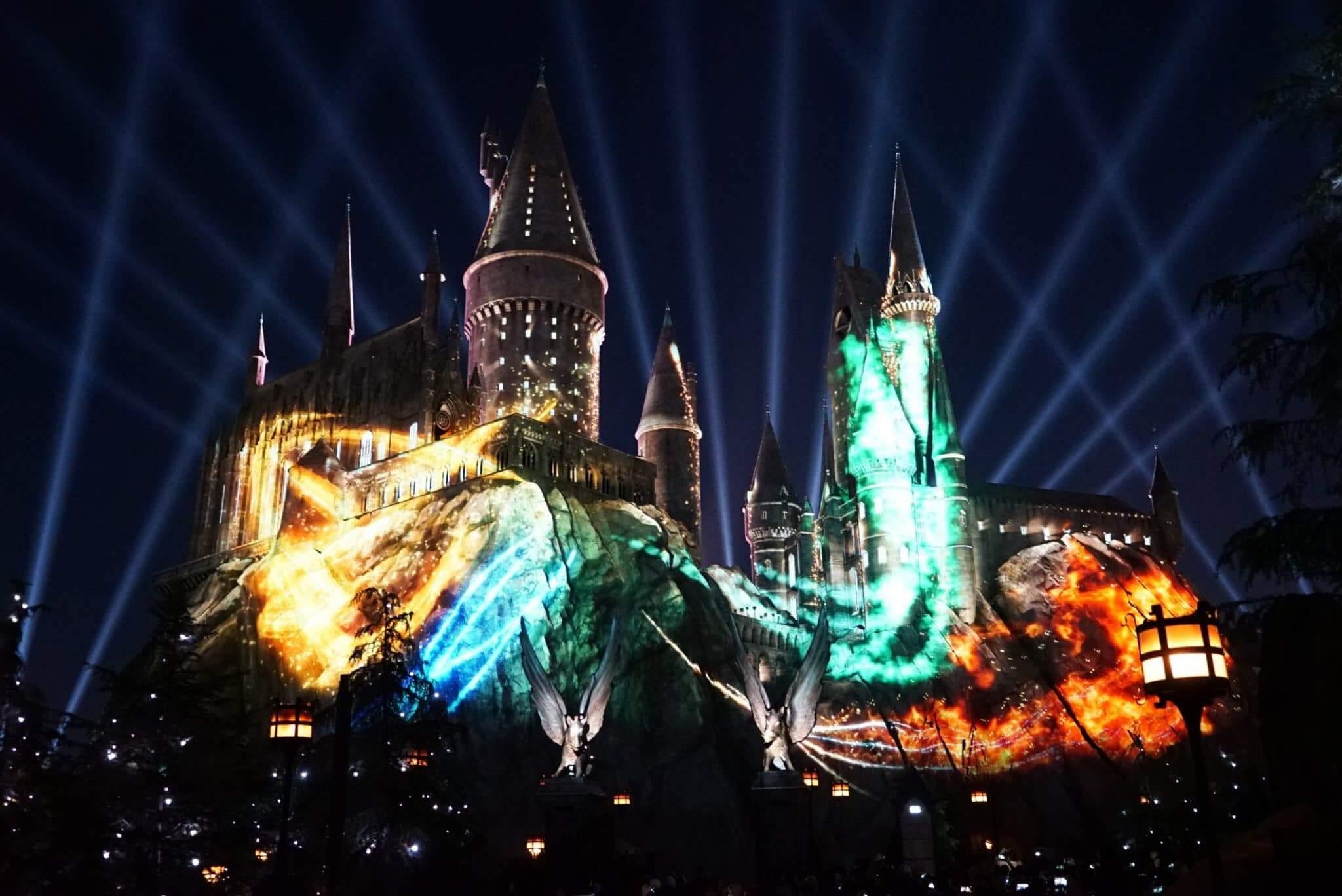 Shows, paradas e apresentações no parque Islands of Adventure em Orlando