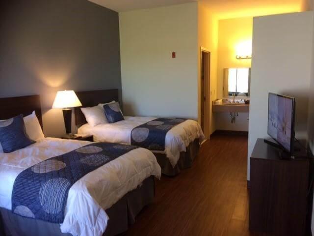 Dicas de hotéis em Winter Garden: HotelOrange County National Golf Center and Lodge - quarto