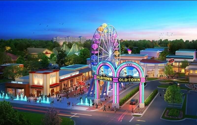 Por que Orlando é considerado o melhor destino para as férias de julho: Old Town Kissimmee